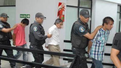 Crimen de Leandro: piden la prisión preventiva de los acusados