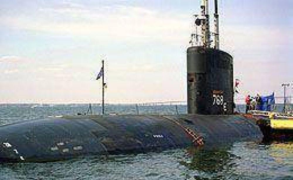 Chocaron un submarino y un buque estadounidenses en el Golfo Pérsico