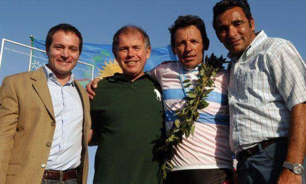 Juan Curuchet se retira con toda la gloria