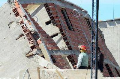 La primera pericia confirma fallas estructurales