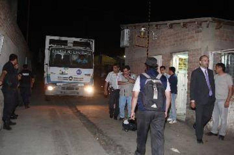 Huelga de recolectores y barrenderos en Cipolletti