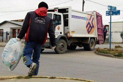 Arranca �Agrot�cnica Fueguina� a juntar la basura en Z�rate