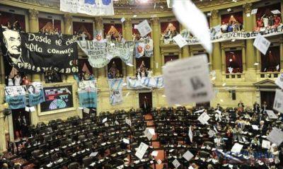 Voto joven: cuatro correntinos a favor y tres ausentes en la aprobación de la ley