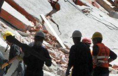 Detienen al dueño del supermercado que se derrumbó en Neuquén