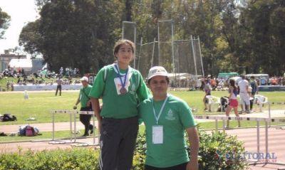 Corrientes logró seis medallas en el inicio de la instancia nacional de los Juegos Evita