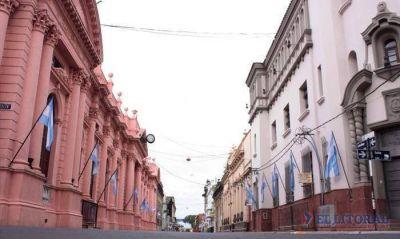 Esperan gui�o de Colombi para remitir el Presupuesto 2013 a la Legislatura