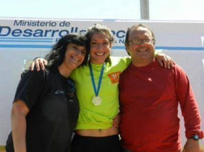 Los atletas marplatenses pisan fuerte en los Juegos Evita