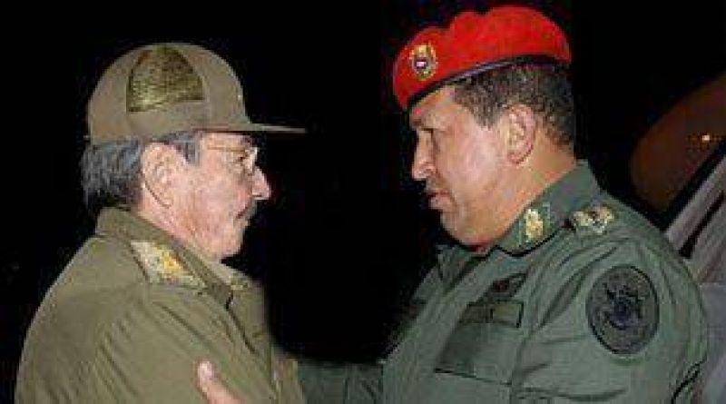 Chávez desmintió un plan para derrocar a Raúl Castro