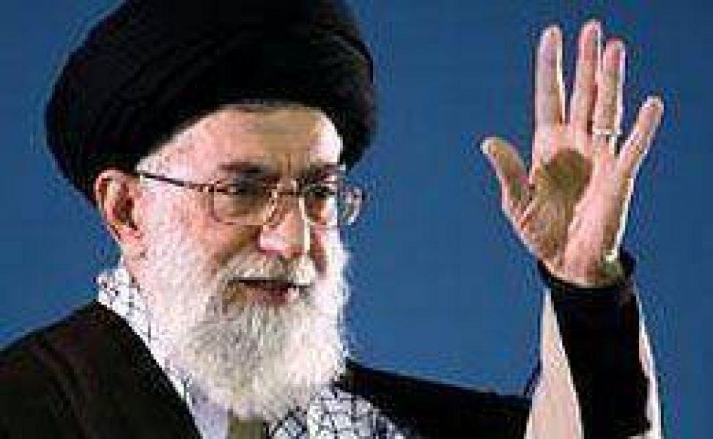 El guía supremo iraní le contestó a Obama: