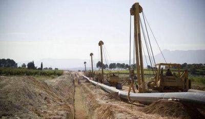 Presupuesto 2013 prevé $ 70 M para obras de refuerzo de gas