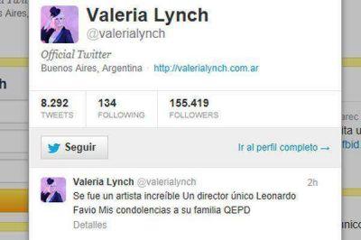 El dolor de los famosos en Twitter por la muerte de Leonardo Favio
