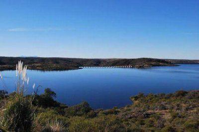 San Luis Agua dio a conocer las cotas actualizadas de los diques de la Provincia