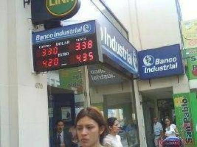No abren los bancos ni la Caja Popular de Ahorros