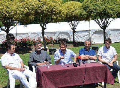 """Presentaron oficialmente la Feria del Libro """"Mar del Plata Puerto de Lectura"""""""
