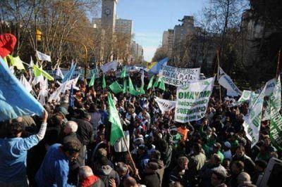 CGT Mar del Plata dio libertad de acci�n al paro convocado por Moyano