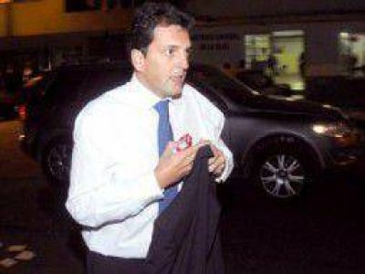 Elecciones 2013: Massa teje alianzas en Avellaneda y Lanús
