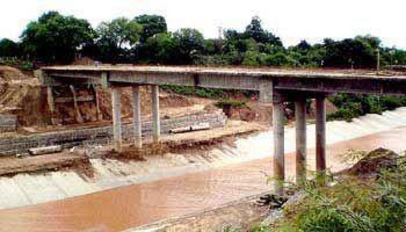 En seis meses estaría terminado el puente Kennedy - José Hernández