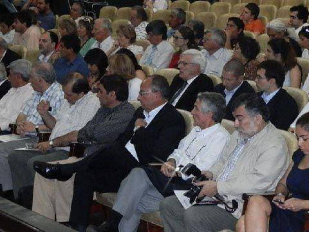 Marino y el Atuel: insiste con el Fondo de Reparación Histórica