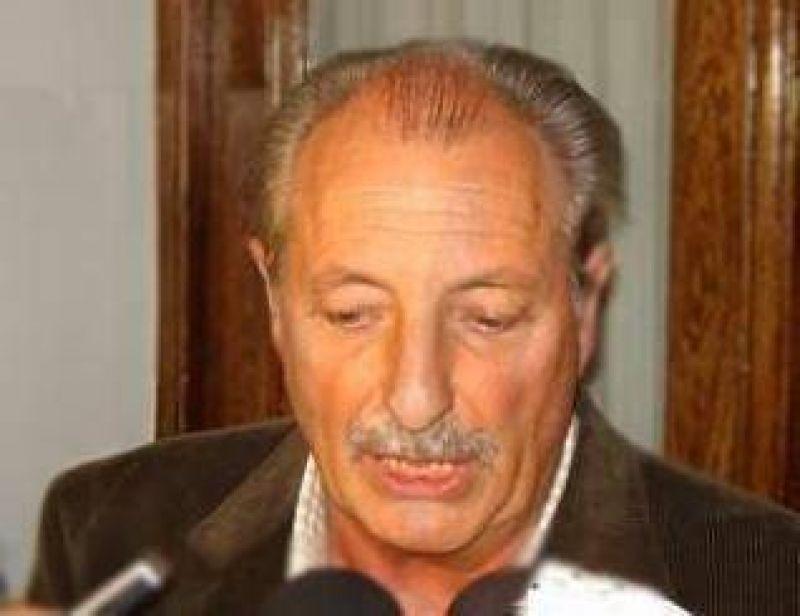"""Oscar Inklemona, Presidente de la Cámara de Transporte de Jujuy: """"Los subsidios están llegando en forma efectiva""""."""