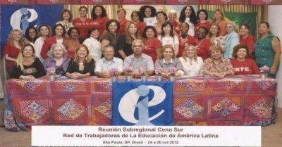 El SELAR participó de la Red de Trabajadoras de la Educación de América Latina