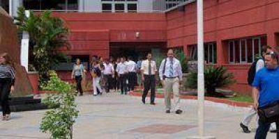 Se profundiza el conflicto salarial de los empleados judiciales