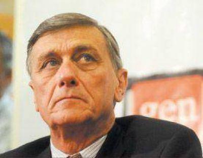 Binner admitió que no se cerró el caso Tognoli