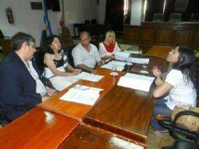 Trabajo de comisiones de cultura y Agricultura