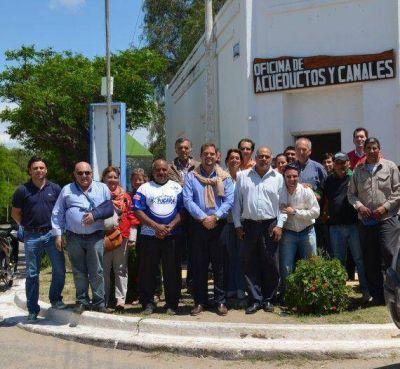 Habilitarán nuevos servicios en la oficina de San Luis Agua en Nogolí