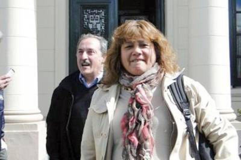 La dirigente de Ate Laura Rearte fue absuelta