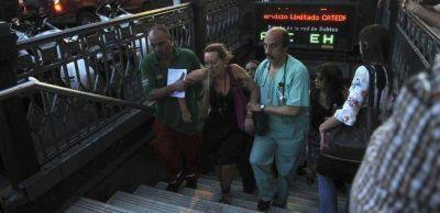 Apagón: Millones de personas quedaron sin luz y el transporte fue un caos