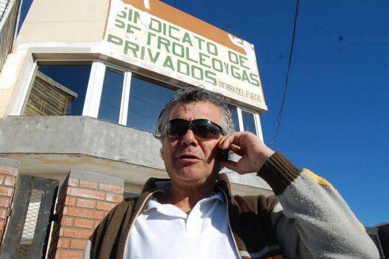 """""""Quiere perjudicar al Gobierno, pero en realidad está perjudicando al conjunto de la sociedad"""", cuestionaron los petroleros a Bertone"""