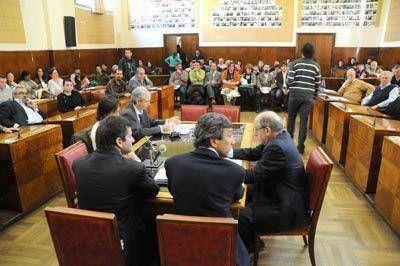 Aprobaría hoy el Concejo una regulación transitoria para el uso de agroquímicos