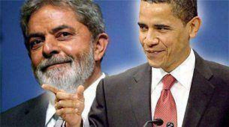 Lula pidió a presidente de los EEUU cooperación en la región
