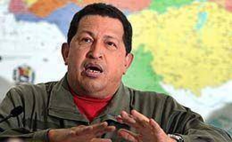 Chávez calificó a Obama de