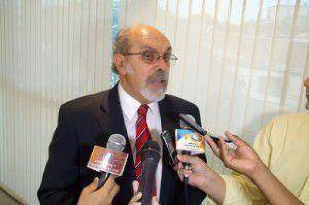 Ibáñez esclareció sobre la alternativa de Formosa para concertar con bonistas
