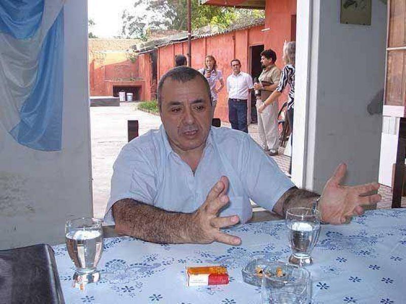 """Garivoto: """"Hay que terminar con las contradicciones nocivas para el Peronismo"""""""