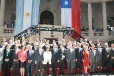 IV Reunión Binacional de Ministros de Argentina y Chile