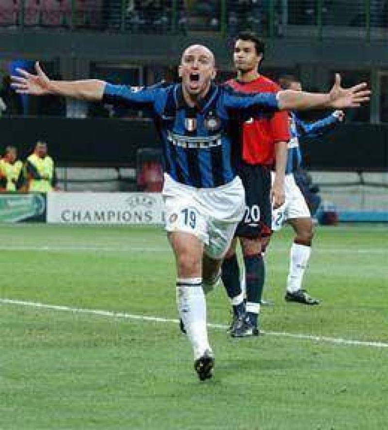 El Inter de los argentinos continúa en lo más alto de la tabla.