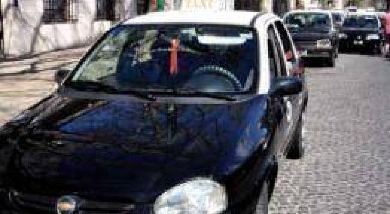 Ahora proponen pagar el taxi con mensajes de texto