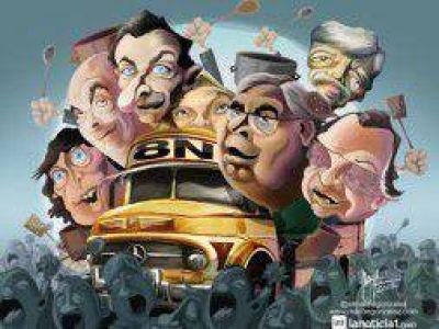 8N: Los políticos opositores que participaron del cacerolazo
