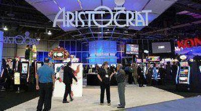 Aristocrat anticipa que llevará más juegos a la feria de Buenos Aires
