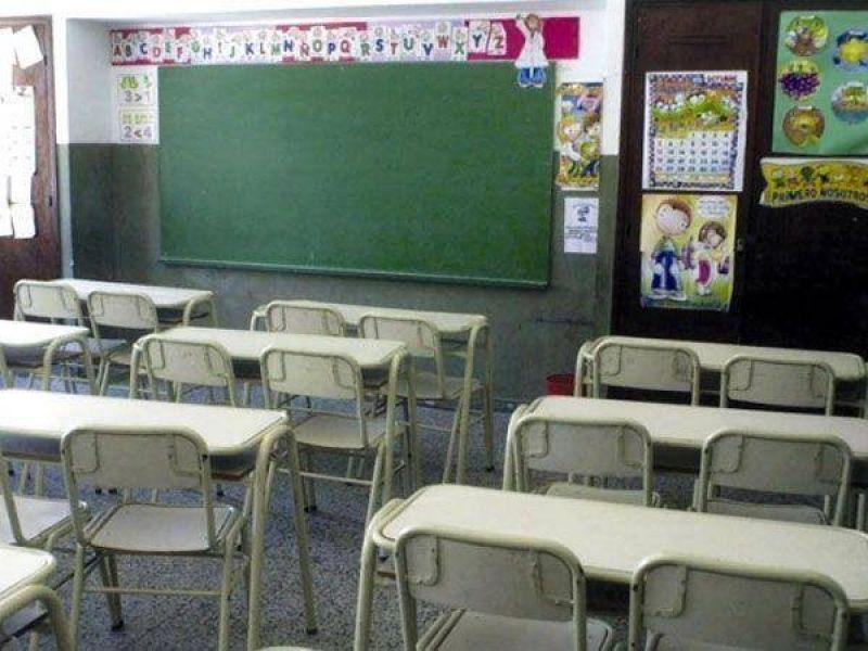Convocan a un paro docente en la Provincia para el martes y mi�rcoles