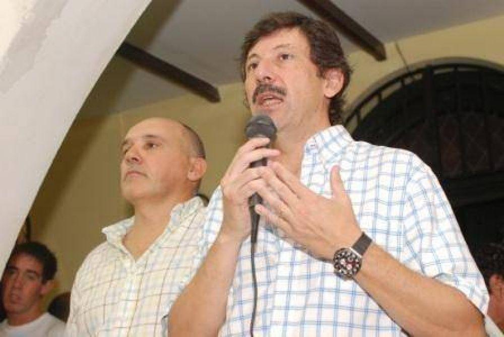"""""""Vengo a acompañar a Acción Ciudadana San Fernando"""", señaló Gustavo Posse"""