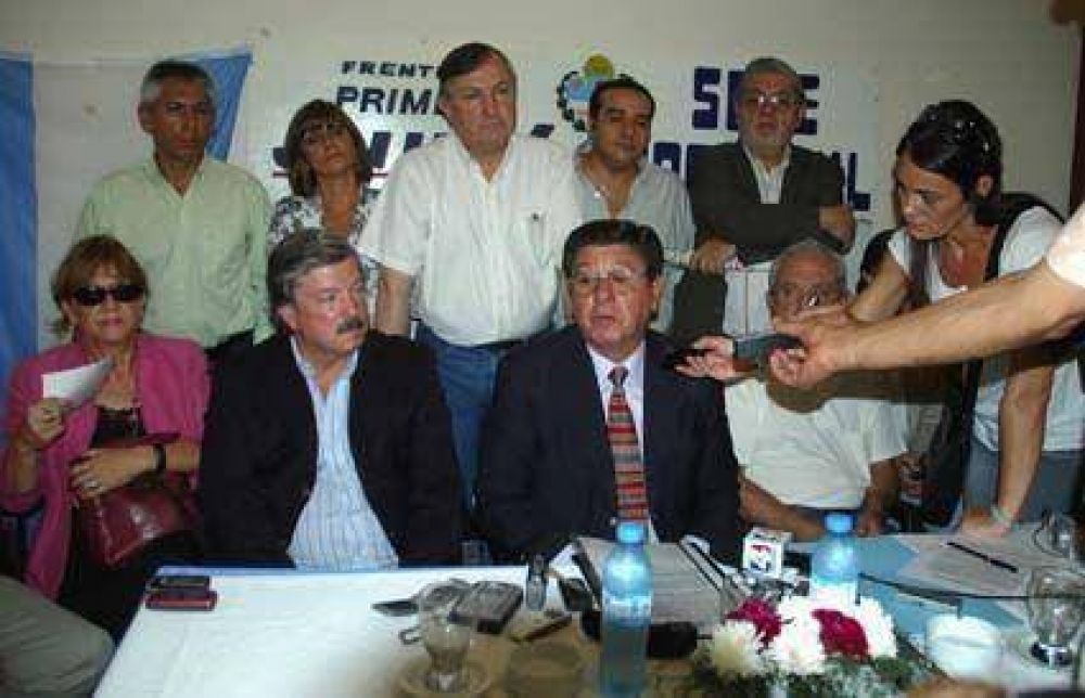 Confirmaron continuidad Del Frente Primero Jujuy.