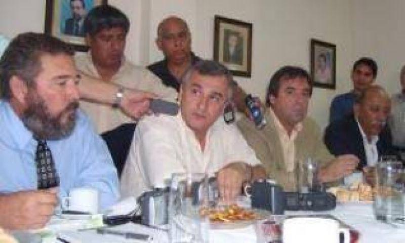 """Gerardo Morales: """"El Frente Jujeño es la única opción de cambio al Kirchnerismo provincial""""."""