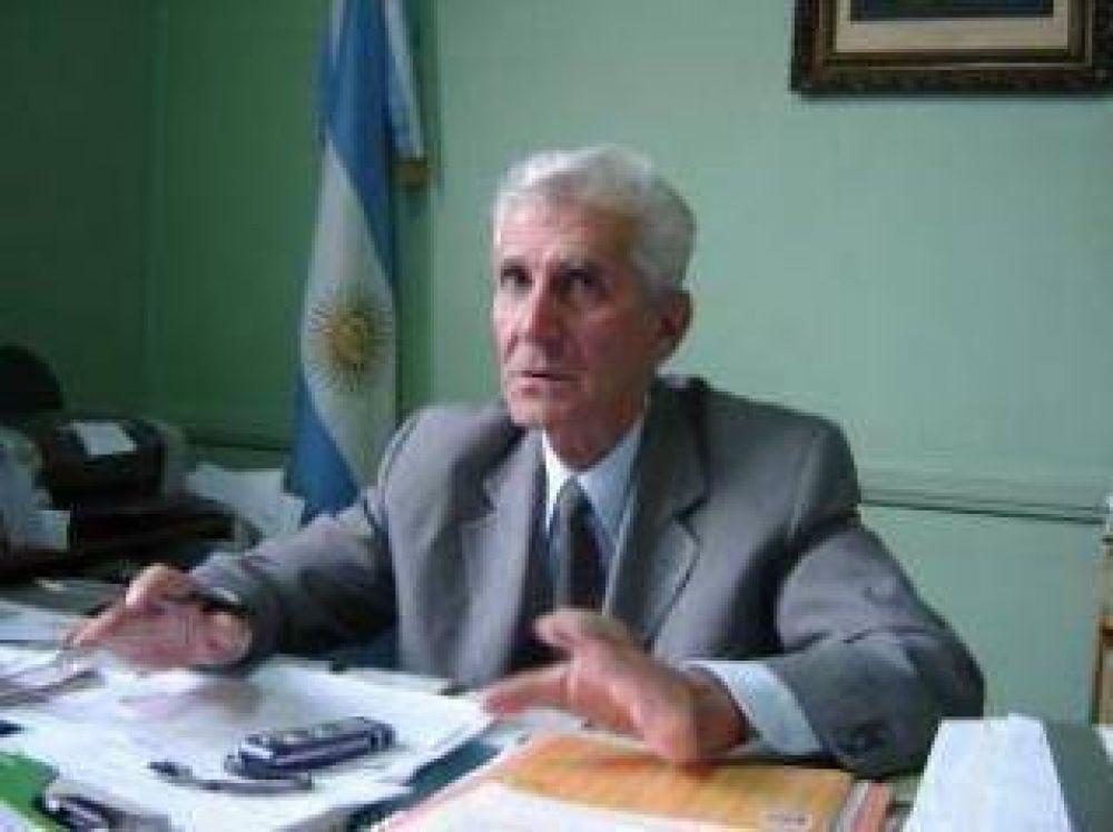 """Daniel Ferreyra, titular del Registro Civil: """"Los paros afectan tremendamente a la institución""""."""