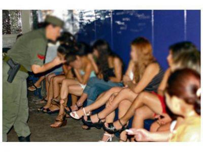 La ley que prohíbe prostíbulos y cabarets tuvo media sanción en Diputados