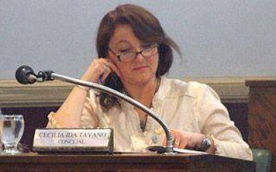 """Tavano sobre el """"8N"""": """"El Intendente tiene que escuchar a todos"""""""