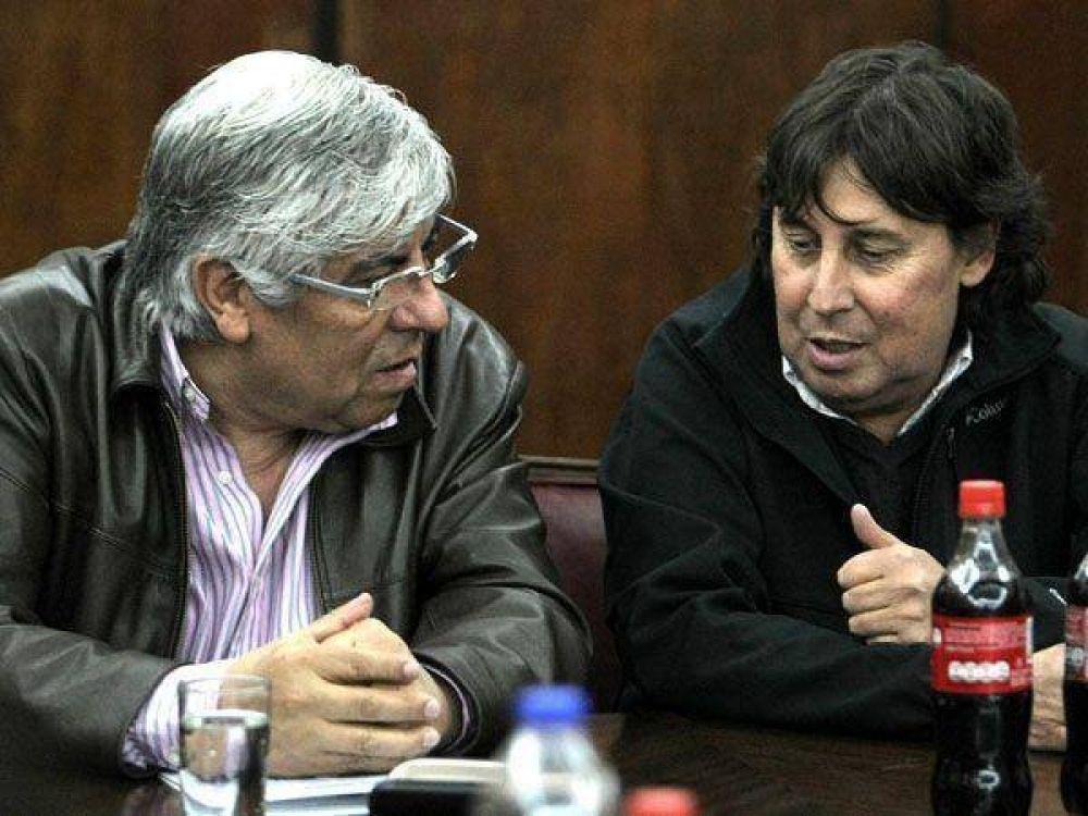 Moyano y Micheli intentarán consensuar sobre la protesta del 20 de noviembre