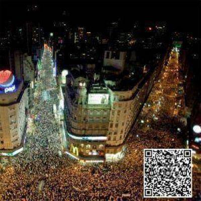 Macri ironizó sobre el discurso de Cristina tras la protesta del 8N